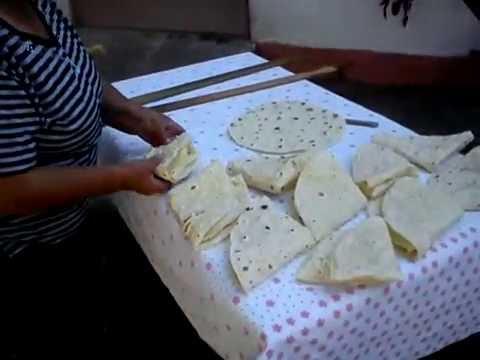 Παραγωγή παραδοσιακών φύλλων περέκ (Μέρος 1ο)