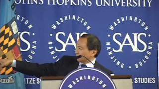 """Francis Fukuyama: """"The Origins of the State: China and India"""""""