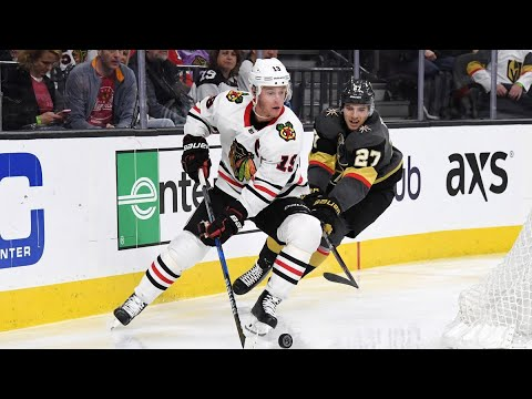 Vegas Golden Knights vs Chicago Blackhawks| Round 1, Game 1, Full Highlights| 08/11/2020