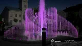 preview picture of video 'Kutno - projekt fontanny na pl. Piłsudskiego'