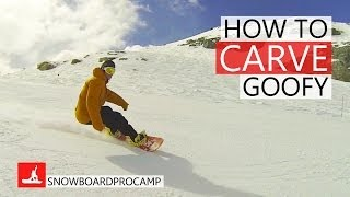 #36 Snowboard intermediate – Intermediate carving on a snowboard