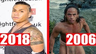Gambar cover Apocalypto (2006) Cast: Then and Now 2018