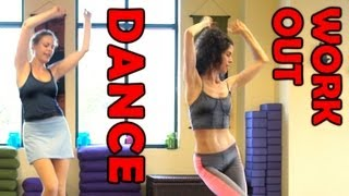 Dance Workout! 12 Minute Full Body Cardio with Music | Beginners Home Fitness by PsycheTruth