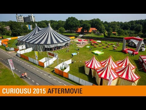 CuriousU summer school aftermovie