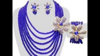 African Fashion Jewelries