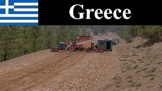 Colin McRae Rally 2005 Tracks - Greece