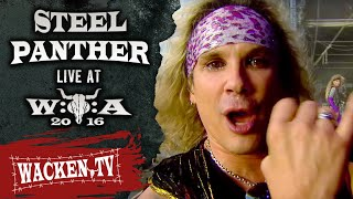 Steel Panther   Full Show   Live At Wacken Open Air 2016