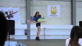 Park Lily Cover Heart Attack - AOA (Otakuni 1st Place)