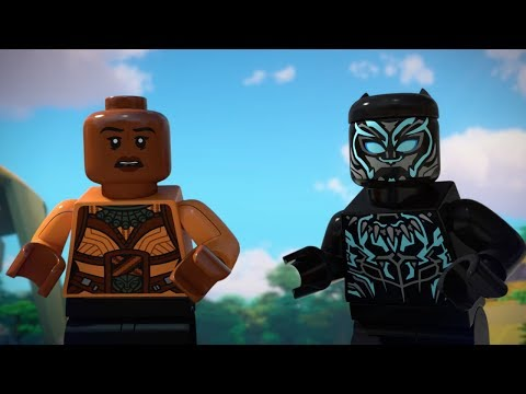 LEGO Marvel Super Heroes: Black Panther - Trouble in Wakanda online