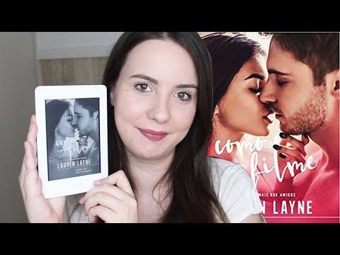 [RESENHA] - COMO NUM FILME (LAUREN LAYNE) | VEDA #06