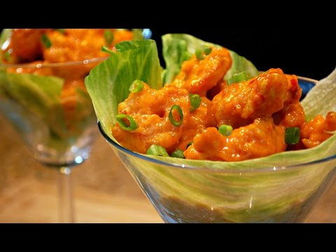 Video Easy Dynamite Shrimp Recipe - PF Chang's Style