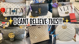 WTF?! DESIGNER BAGS FOR LESS AT TJMAXX?! UNBELIEVABLE! 😵