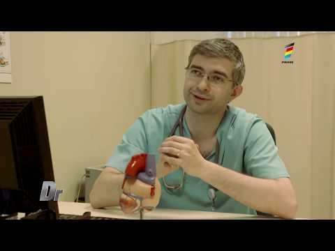 Entorsa tratamentului articulației genunchiului drept