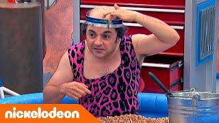 Опасный Генри | Подражание Генри 🤣 | Nickelodeon Россия