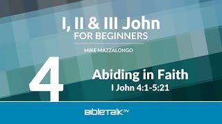 Abiding in Faith