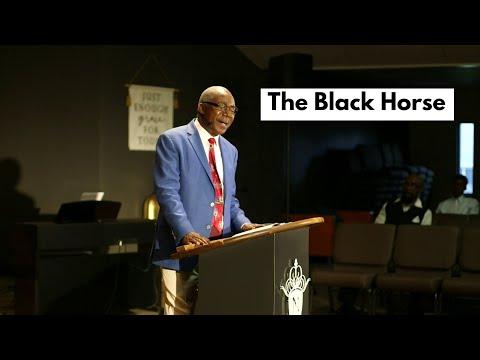 The Black Horse Rider