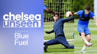 Pulisic's Magical Feet ???? Superb Triple-Save from Kepa ????  + Wonder Goal by Pedro! ???? | Chelsea Unseen