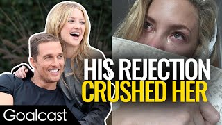 Matthew McConaughey's Life-Changing Lesson For Kate Hudson | Life Stories | Goalcast