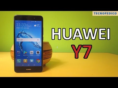 Huawei Y7 - Análisis en español