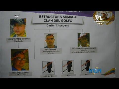 Revelan detalles de operativo donde perdieron la vida seis supuestos integrantes del Clan del Golfo.
