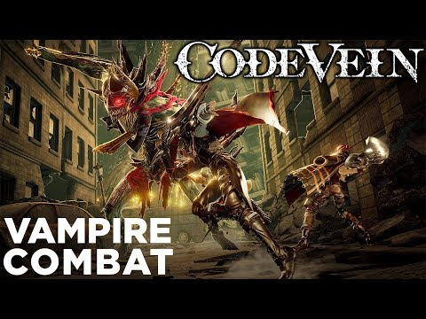 CODE VEIN — Hands-On Gameplay & Impressions!