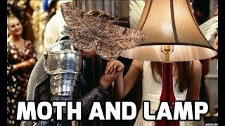 The Moth And Lamp Meme (Romeo + Juliet)
