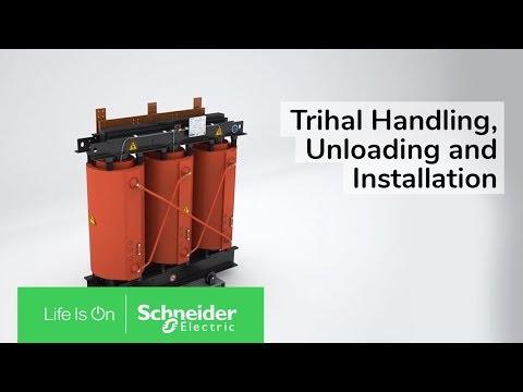 TRI063012276519800 - Trihal cast resin dry type transformer