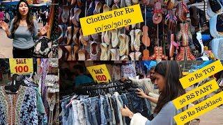 Goa In Sarojini Nagar Clothes | Haul | Sangya Lakhanpal