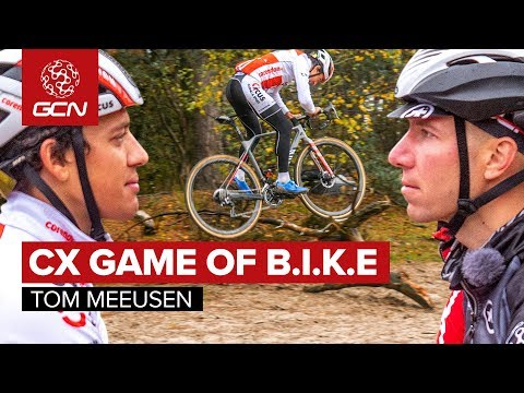 Cyclocross Game Of B.I.K.E With Tom Meeusen