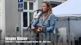 Jesper Binzer   Real Love   2018 04 21   Copenhagen Sound Station, DK