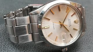 Il Rolex entry level - Recensione Rolex Precision - ref. 6694