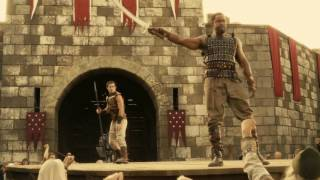 Fighting scene, Michael Jai White vs Matt Mullins