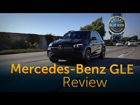 External Review Video GcpM7Nm8on8 for Mercedes-Benz GLE-Class & GLE Coupe Crossover SUV (4th gen, W167)