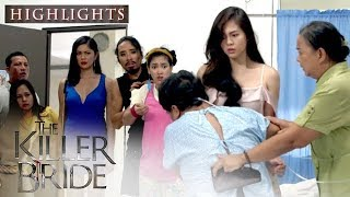 Andres begs Emma to protect him from danger | TKB (With Eng Subs)