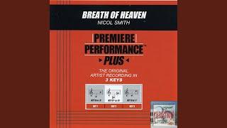 Breath Of Heaven (Premiere Performance Plus)
