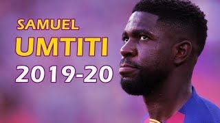 Samuel Umtiti 20192020   Barcelona   Defender Skills