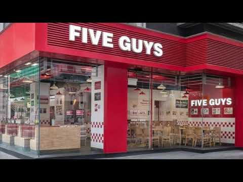 , title : 'How Much Money Five Guys Franchise Owners Make - Five Guys Franchise Cost #franchise