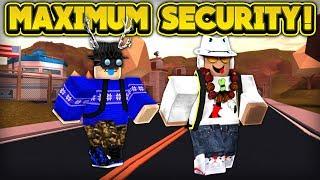 MAXIMUM SECURITY PRISON! (ROBLOX Jailbreak)