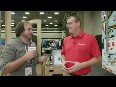 Mobile Fablab at SOLIDWORKS World 2019