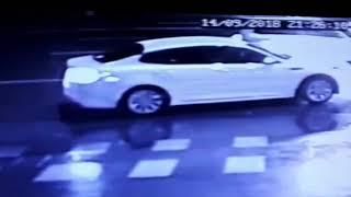 Новосибирск. Автомобиль потерпевшего.