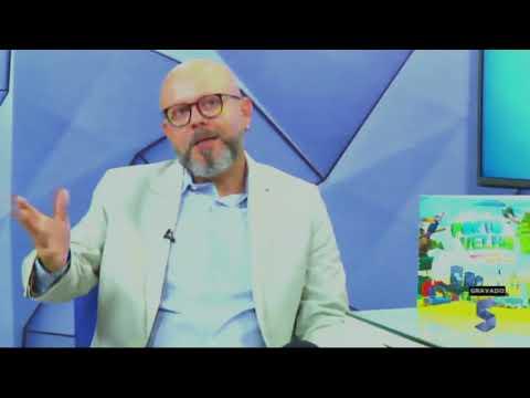 Aleks Palitot fala sobre o livro; Porto Velho, pequena história, no Direto ao Ponto - Gente de Opinião