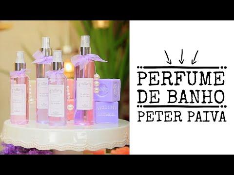 Perfume de banho