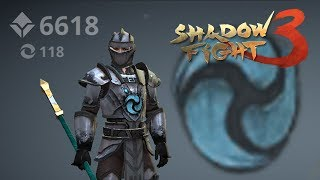 Shadow Fight 3 - Shadow Soldier Set