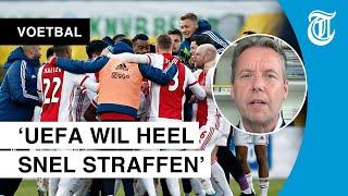 'Ajax kan zomaar gevraagd worden voor Super League'