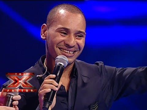 """محمد الريفي يغني """"إبعتلي جواب"""" في برنامج X Factor"""