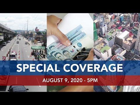 [UNTV]  UNTV: Special Coverage | August 9, 2020 – 5pm