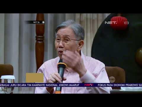 Inilah Alasan Kwiek Kian Gie Bergabung Dengan Kubu Prabowo-NET24