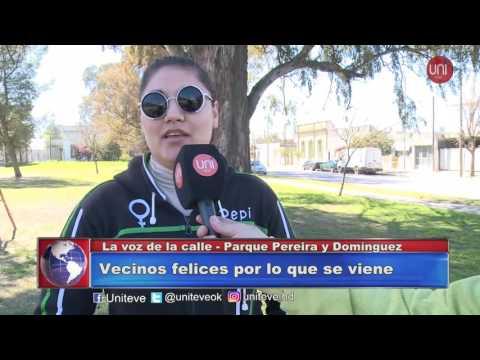 La voz de la calle - Parque Pereira y Domínguez