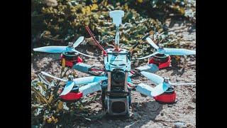 Cómo hacer un DRONE de carreras