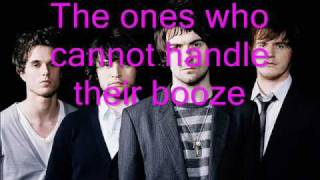 The Courteeners - Bide Your Time (w/Lyrics)
